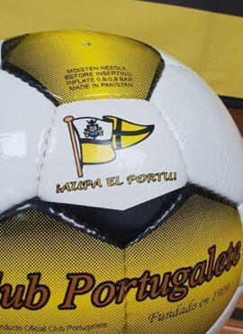 Balón Oficial Club Portugalete