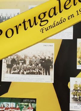 Bufanda Oficial Club Portugalete