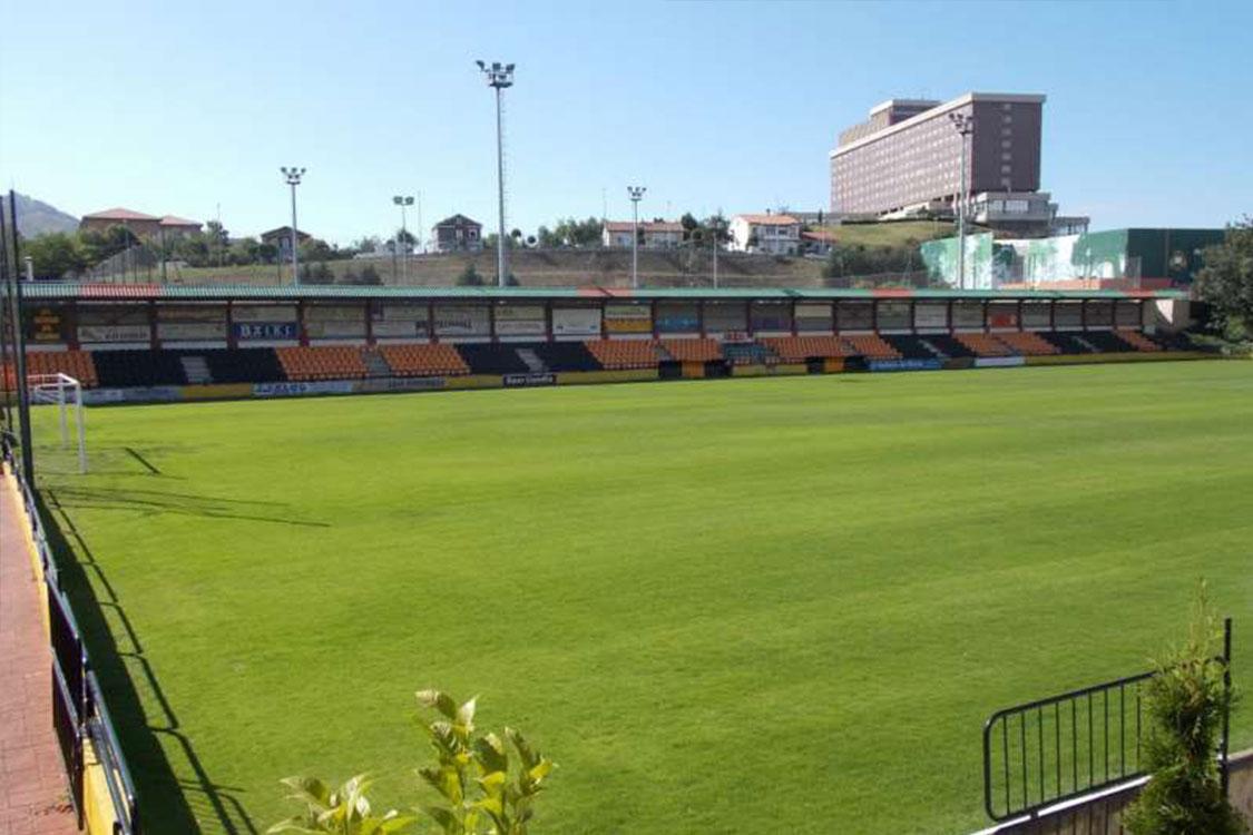 Resultado de imagen de estadio del portugalete