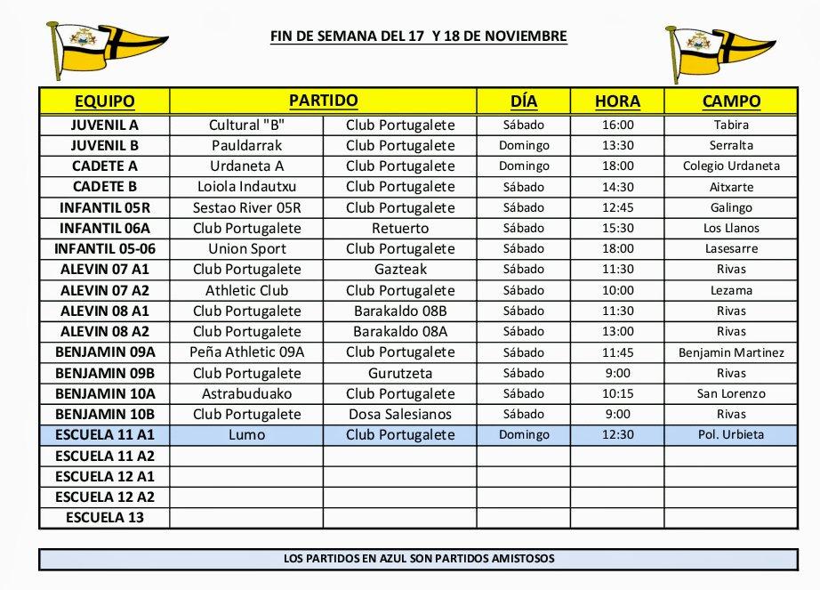 horarios-club-portugalete-futbol-base-181117