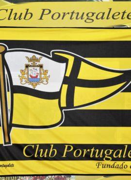 Bandera Oficial Club Portugalete