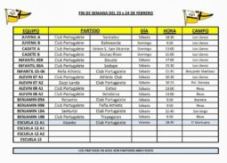 horarios-liga-amistosos-futbol-base-club-portugalete-23-24-feb-2019