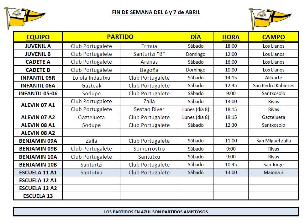horarios-club-portugalete-futbol-base-190406