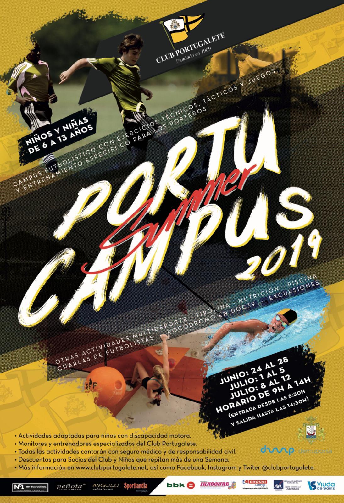 cartel-campus-2019-portugalete-2019