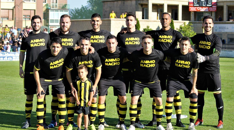 club portugalete 1-1 llagostera 2019