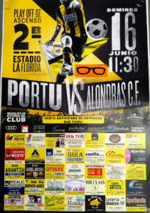 play-off-portugalete-alondras-mikelontxon-cartel-homenaje