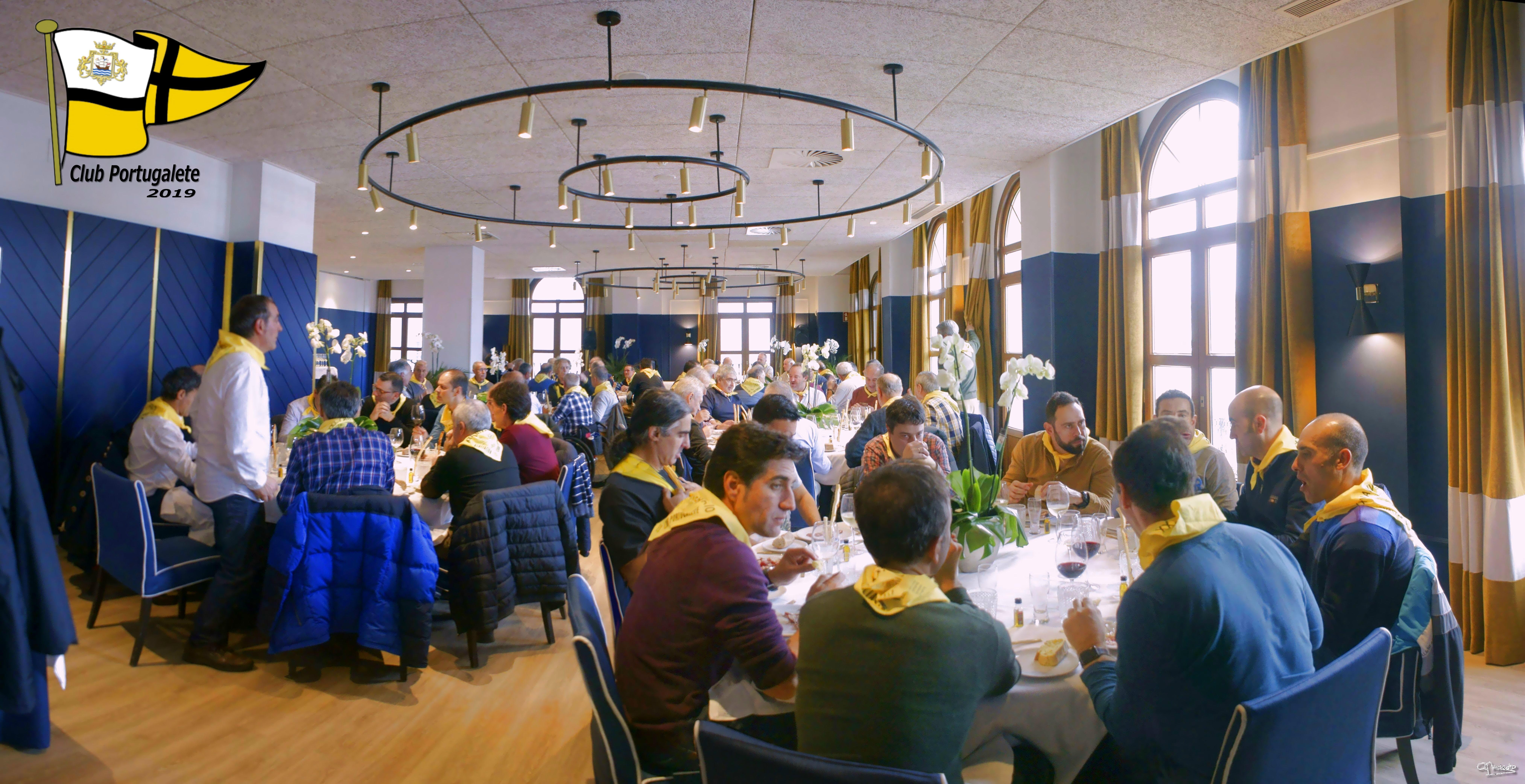 XXXIV Encuentro ex-Club Portugalete 2019