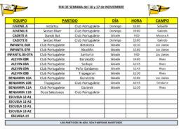 Horarios partidos_191116-2