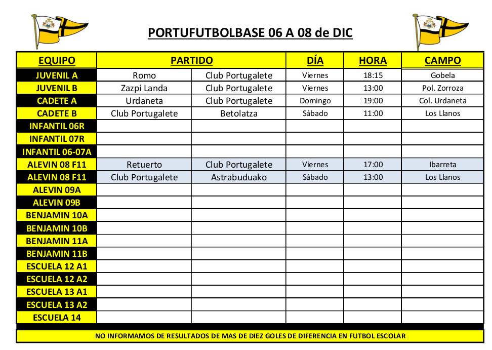 Horarios-partidos-portubase-191207
