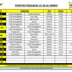 Horarios-partidos-portubase-20200125