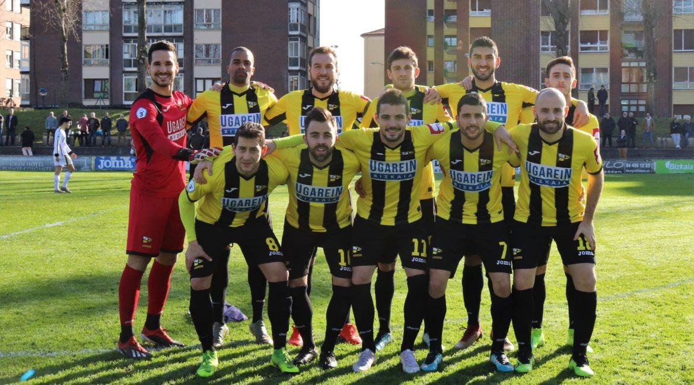 J22 Portugalete 0-2 Basconia Temporada 2019/2020