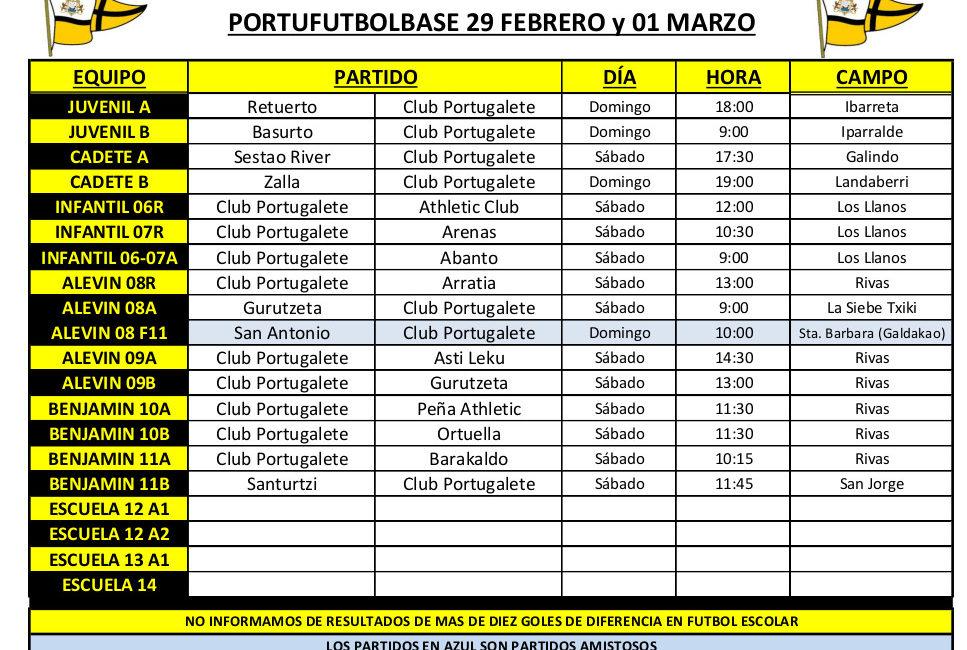 Horarios-partidos-20200301-CUADRO