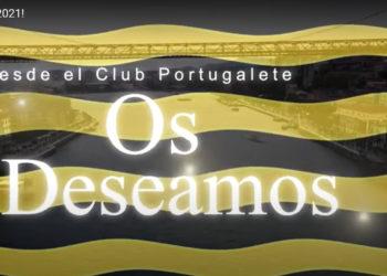 EL CLUB PORTUGALETE OS DESEA UNAS FELICES FIESTAS