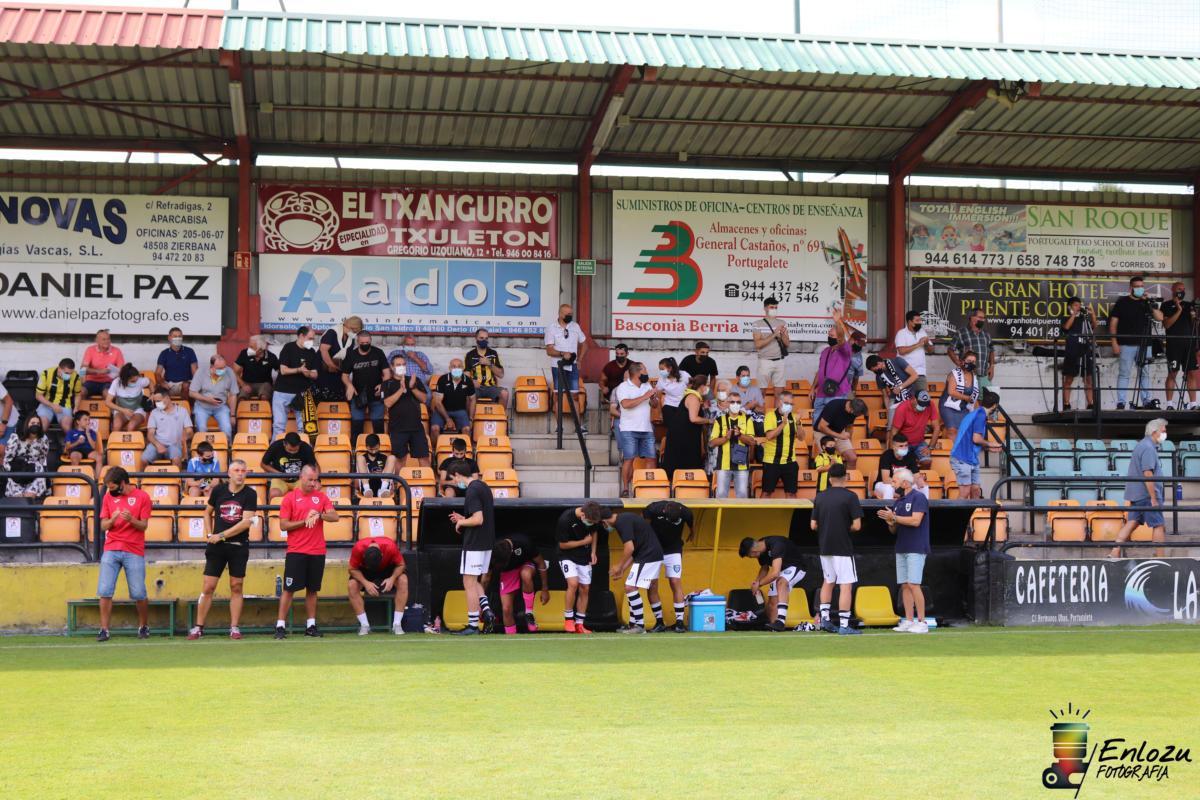 Fotos J2 Club Portugalete 2-1 Urduliz FT