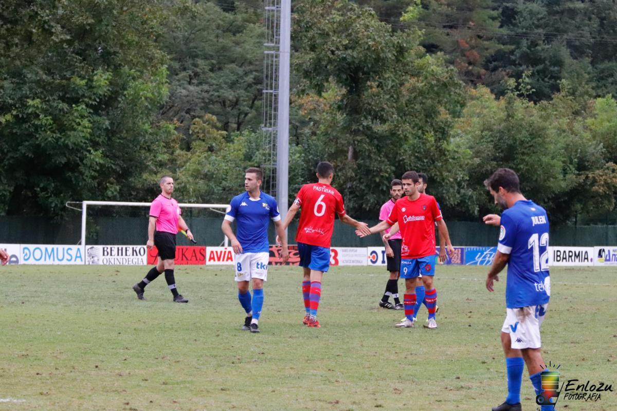 Fotos J1 21/22 Anaitasuna 2-0 Club Portugalete