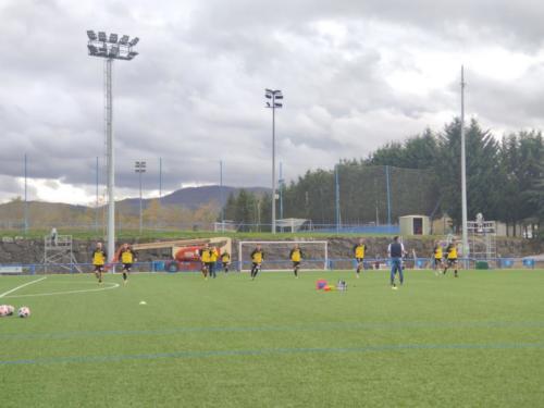 Fotos J4 Alavés B 1-0 Club Portugalete