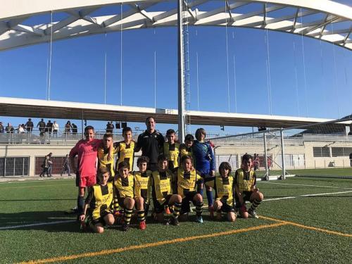 Alevín 07A2-Club Portugalete-2018-2019-2