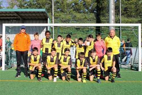 Alevin 07A1-Club Portugalete-2018-2019-1