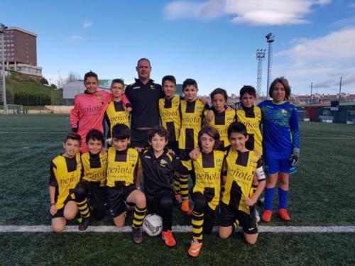 Alevin 07A2-Club Portugalete-2018-2019-1