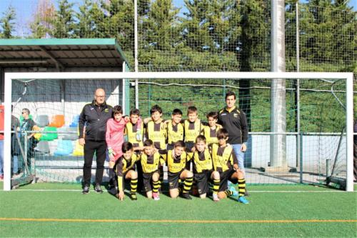 Alevin 08A1-Club Portugalete-2018-2019-1