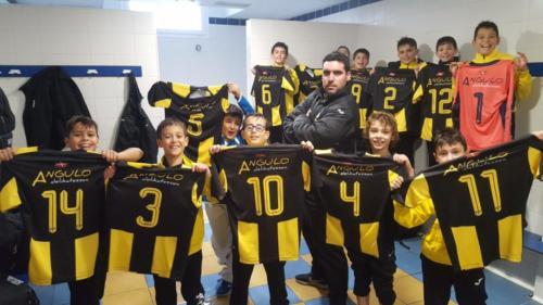 Benjamín 08A2- Club Portugalete-2018-2019-1