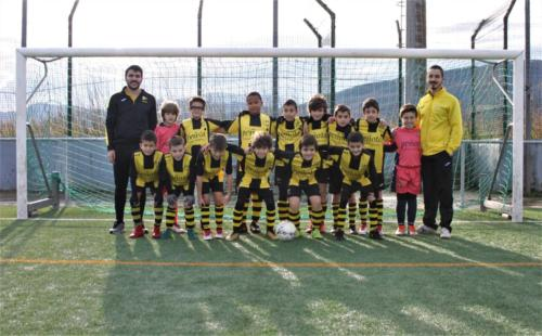 Benjamin 09A-Club Portugalete-2018-2019-1