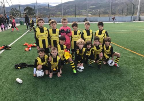 Benjamin 10A-Club Portugalete-2018-2018-01