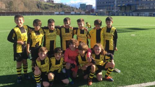 Benjamin 10B-Club Portugalete-2018-2019-01