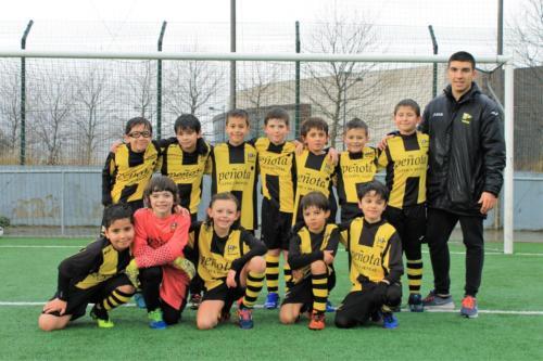 Benjamin 10B-Club Portugalete-2018-2019-02