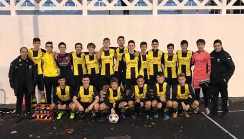 Cadete A-Club Portugalete-2018-2019-1