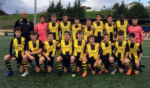 Cadete B-Club Portugalete-2018-2019-1
