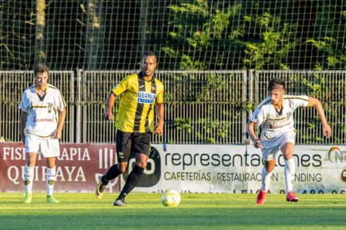 Semifinal Play-off 2B  Club Portugalete 1-0 C.D. Basconia
