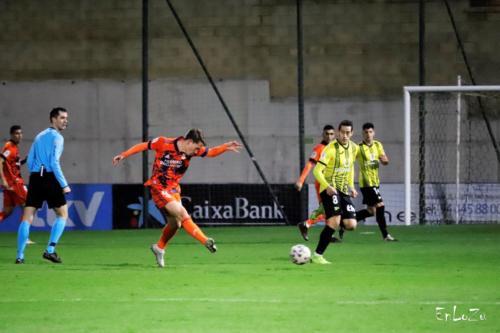 1ª Eliminatoria Copa del Rey 20/21  Club Portugalete 1-0 SD Ponferradina