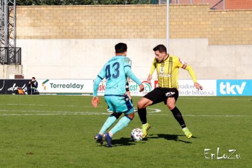 Fotos 2ª Eliminatoria Copa del Rey 20/21  Club Portugalete 1-2 Levante UD