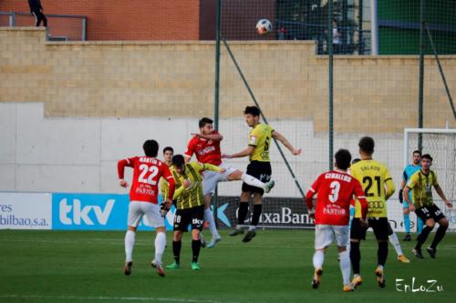 Fotos J12 Club Portugalete 0-1 Real Racing Club