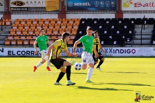 Fase 2 J1 Club Portugalete 0-0 Club Haro Deportivo